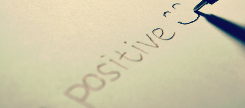 Want to be Productive- Stay Positive